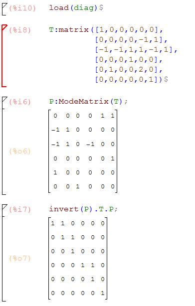 ModeMatrix